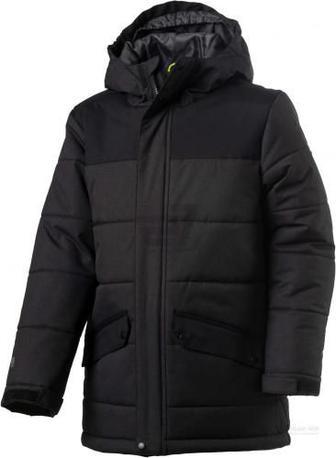 Куртка McKinley Perry jrs 280815-900911 164 чорний