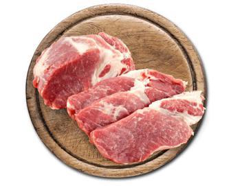 Свинина, ошийок без кістки охолоджений, кг