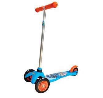 Скутер дитячий ліцензійний Hot Wheels