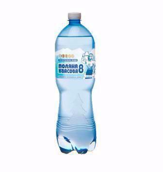 Вода мінеральна Поляна Квасова Алекс 1,5 л