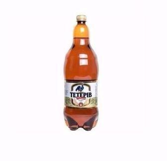 Пиво Светлое  Тетерев 0,9 л