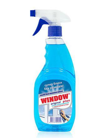 Средство для мытья окон WINDOW 500мл