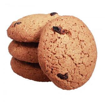 Печиво вівсяне з родзинками 100г