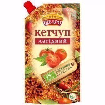 Кетчуп   Щедро  300 г