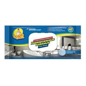 Серветки вологі для прибирання Фрекен Бок 48 шт