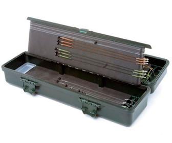 Поводочница FOX F Box Rigid Rig Case System