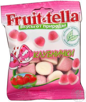 Цукерки жувальні Fruit-tella 70г