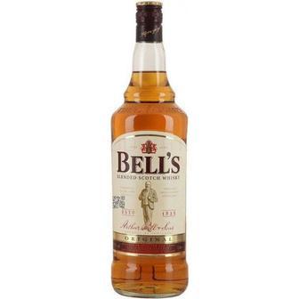 Віскі Original Bells 1 л