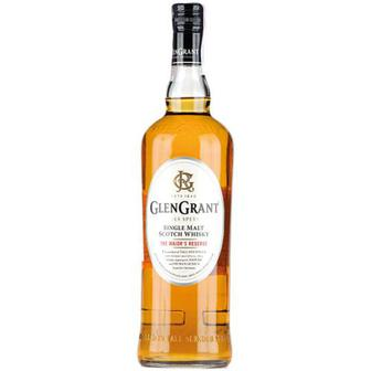 Віскі Glen Grant The Major`s Reserve 40% 1л у коробці