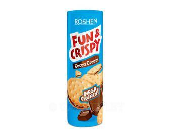 Крекер FUN&CRISPY Roshen 135 г