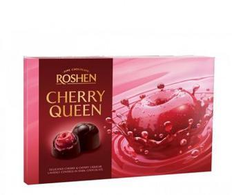 Цукерки Cherry Queen, Рошен, 145 г