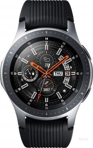 Смарт-годинник Samsung Galaxy Watch 46mm silver (SM-R800NZSASEK)