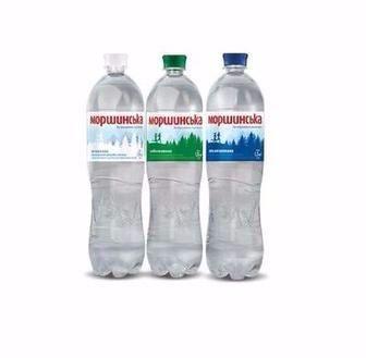 Вода мінеральна, Моршинська, 1,5 л