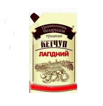 Кетчуп Нежный, Шашлычный Белорускія Традыцыі 250 г