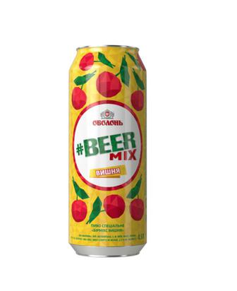 ПИВО Beer Mix Лимон, Вишня, 0,5 л ОБОЛОНЬ