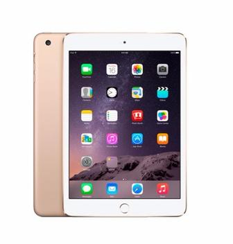 Apple iPad mini 3 16Gb WiFi Gold (MGYE2TU/A)