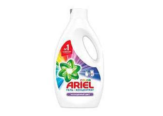 Гель для стирки Ariel Color 1.5л/1.95л.