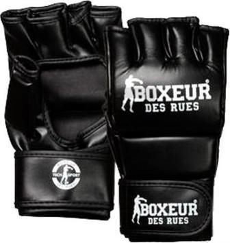 Рукавички для MMA Boxeur BXT-5137 р. L чорний