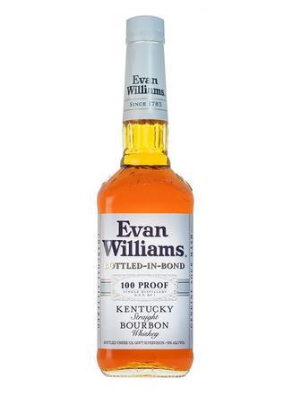 Виски Evan Williams Bottled in Bond 0.75л
