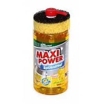 Средство для мытья посуды Maxi Power Лимон 1 л