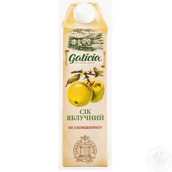 Cік Galicia яблучний 1л