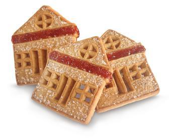 Печиво цукрове Шале Деліція 100г
