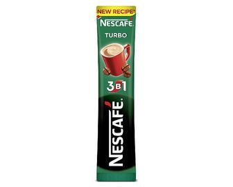 Напій кавовий розчинний Nescafe Turbo, 3 в 1 13г