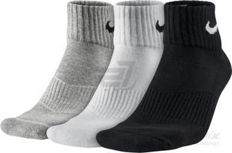 Шкарпетки Nike SX4703-901 р. XL різнокольоровий