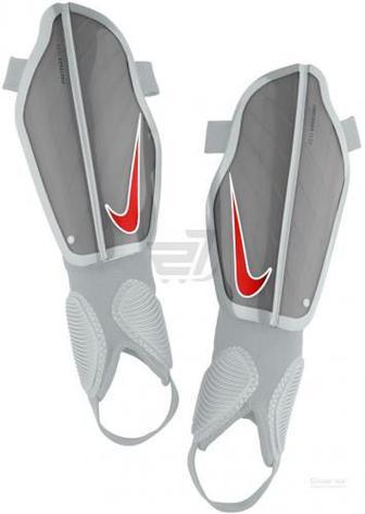 Щитки футбольні Nike Y NK PRTGA FLEX GRD р. M чорний
