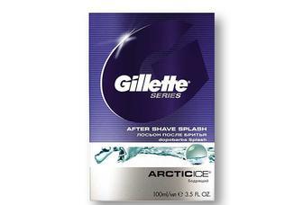 Лосьон після гоління Arctic Ice Gillette 100 мл