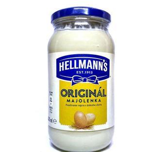 Скидка 33% ▷ Майонез Оригінальний Hellmanns 420мл