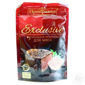 Приправа Приправка Ексклюзив до м'яса без солі 50г