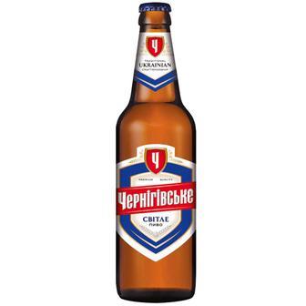 Пиво світле Чернінівське 0,5л