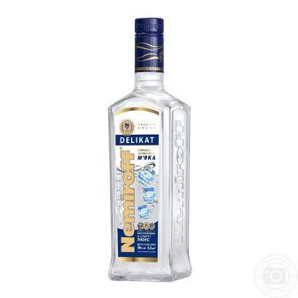Водка Особая или Деликат мягкая  Немиров 0,5 л
