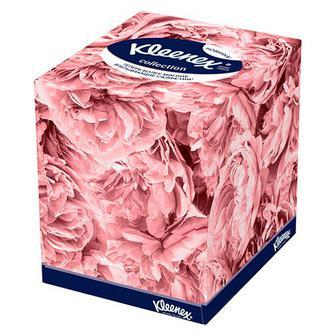Серветки Kleenex Collection універсальні 100 шт
