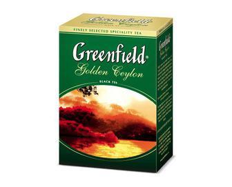 Чай Greenfield Golden Ceylon, 100г