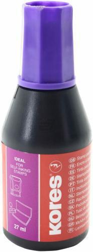 Фарба штемпельна 27 мл фіолетова Colop