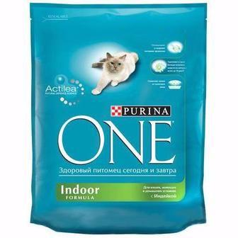Корм сухий для котів   Purina One   200 г