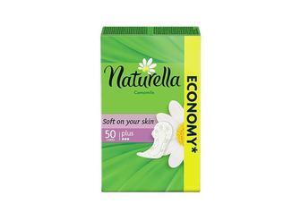 Прокладки щоденні Camomile Comfort Plus, 50 шт.  « Naturella
