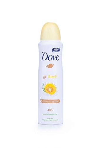 Антиперспирант Dove спрей женский Заряд энергии, 150 мл