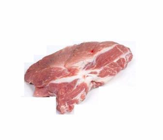 Лопаточную часть свиную охлажденную