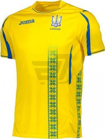 Футболка Joma FFU101011С17 M жовтий
