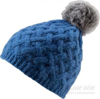Шапка McKinley Malma р. one size блакитний 250423