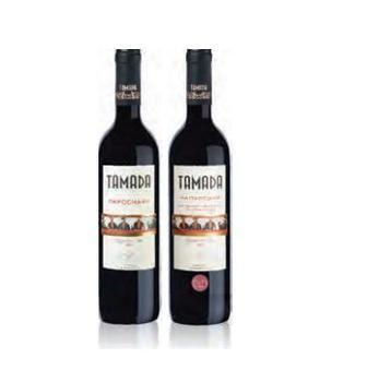Вино Алазанская долина, Цинандали   Тамада 0,75 л