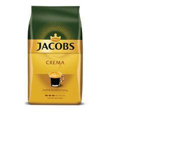 Кофе в зернах CREMA, Jacobs, 500г
