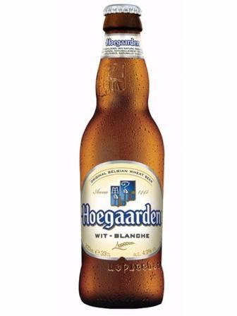 Пиво Біле нефільтроване Хугарден 0,33л
