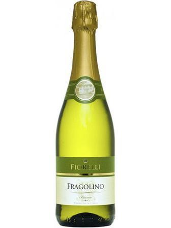 Вино игристое Фраголино Fiorelli Bianco белое сладкое 0.75 л 7%