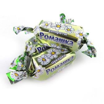 Конфеты Ромашка Рошен 100 г