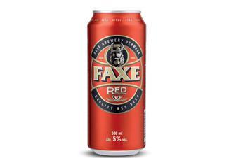 Пиво Faxe Red, 0,5 л