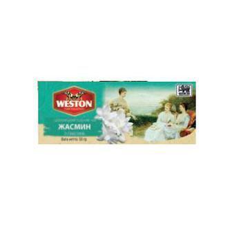 Чай Weston/Sausep/Jasmin/Earl Grey 25пак
